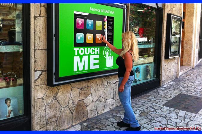 comunicazione interattiva