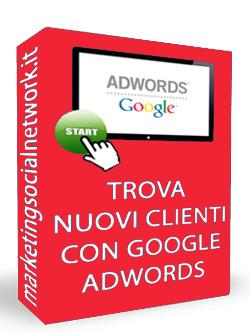 Consulenza Adwords START