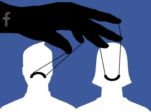 l'inganno dei social