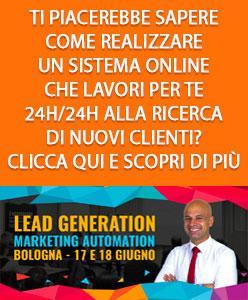 Corso Lead Generation