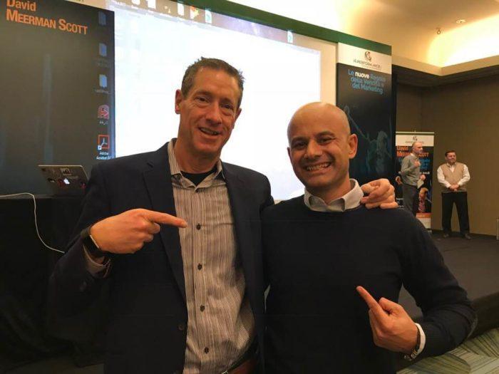 David Meerman Scott e Massimo Petrucci Le nuove regole del marketing e delle vendite