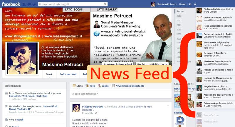 news feed facebook