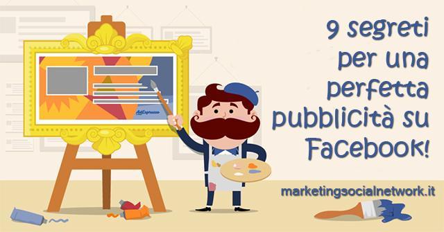 Facebook ADS - inserzione di successo