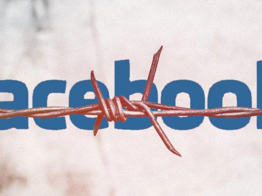 restrizioni Facebook accesso ai dati dopo Cambrige Analytica
