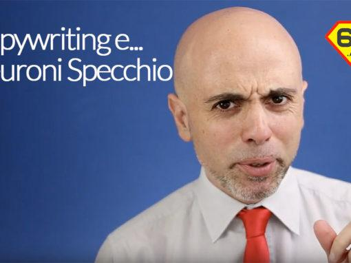 copywriting e neuroni specchio